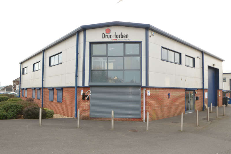 Warehouse Commercial for sale in Unit 1 Virage Business Park, 132-134 Stanley Green Road, Poole, BH15 3AP