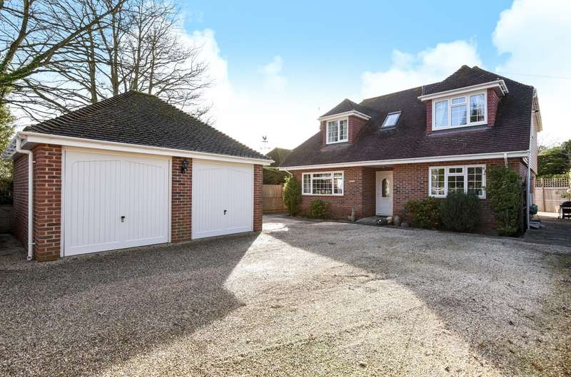 4 Bedrooms Detached House for sale in The Rookery, Itchenor, Itchenor Road, PO20