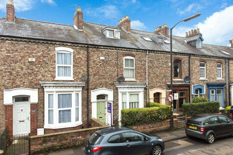 3 Bedrooms House for sale in Haxby Road, York, North Yorkshire, YO31