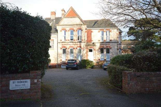 1 Bedroom Flat for sale in St. Trinians, 11 Portland Avenue, Exmouth, Devon