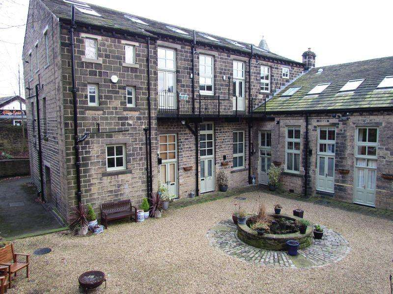 2 Bedrooms Town House for sale in Park School Mews, Bingley