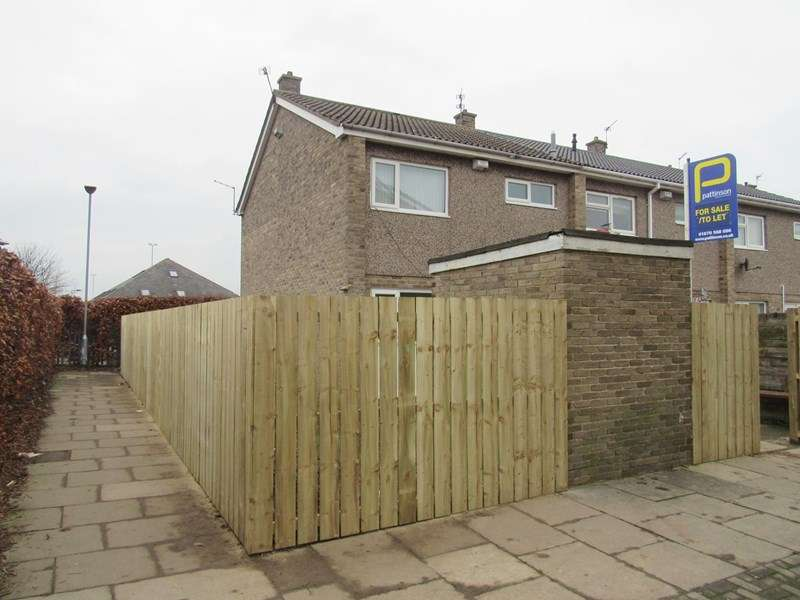 3 Bedrooms Property for sale in Lichfield Close, Ashington, Northumberland, NE63 9RX