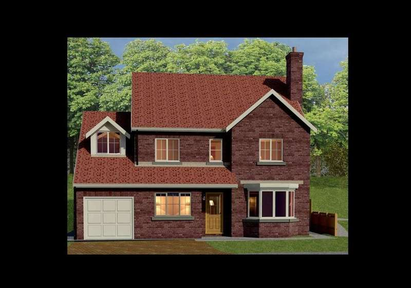 4 Bedrooms Detached House for sale in Bishops Way, Catterick, Richmond