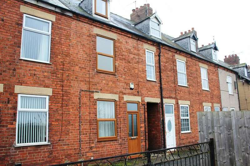2 Bedrooms Terraced House for sale in 9, Parkway, Whitwell