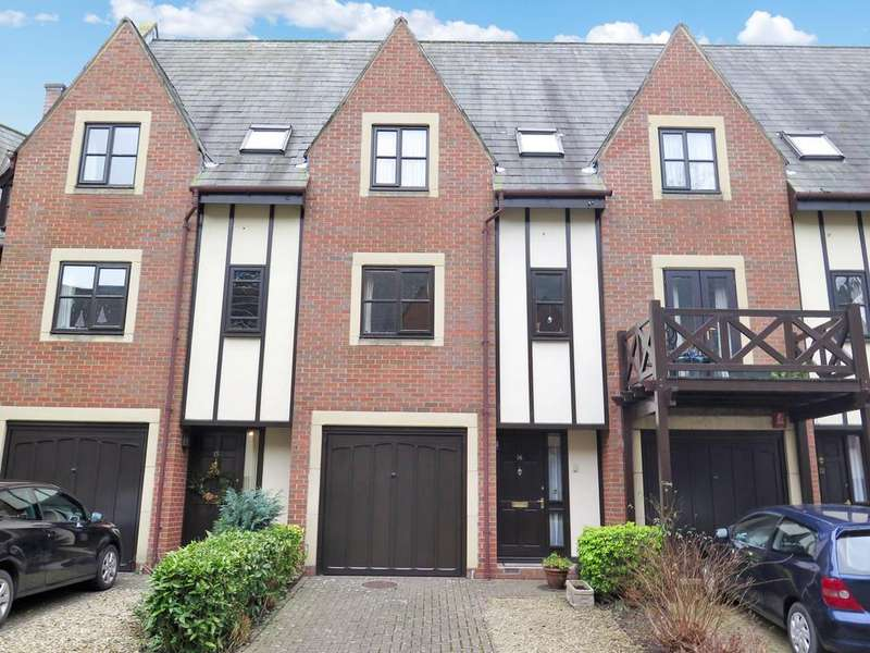 3 Bedrooms Town House for sale in Carlton Mews, Wells