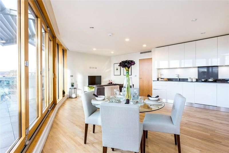 3 Bedrooms Flat for sale in Solstice Point, 86 Delancey Street, Camden, London, NW1