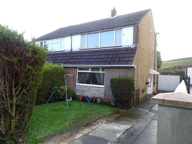 3 Bedrooms Semi Detached House for sale in Heather Grove, Bradford, West Yorkshire, BD9