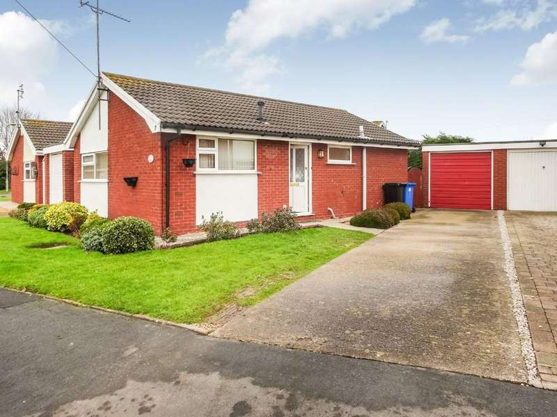 2 Bedrooms Detached Bungalow for sale in Llys Yr Wyddfa, Rhyl