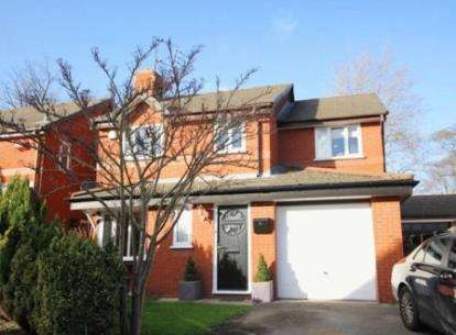 4 Bedrooms Detached House for sale in The Copse, Mossley Hill, Liverpool, Merseyside, L18