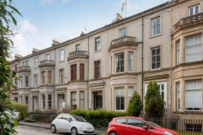 2 Bedrooms Flat for sale in Cecil Street, Hillhead