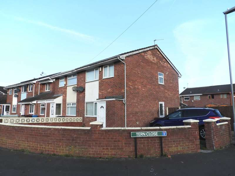 3 Bedrooms Town House for rent in Saxon Way, Shevington Park, Kirkby