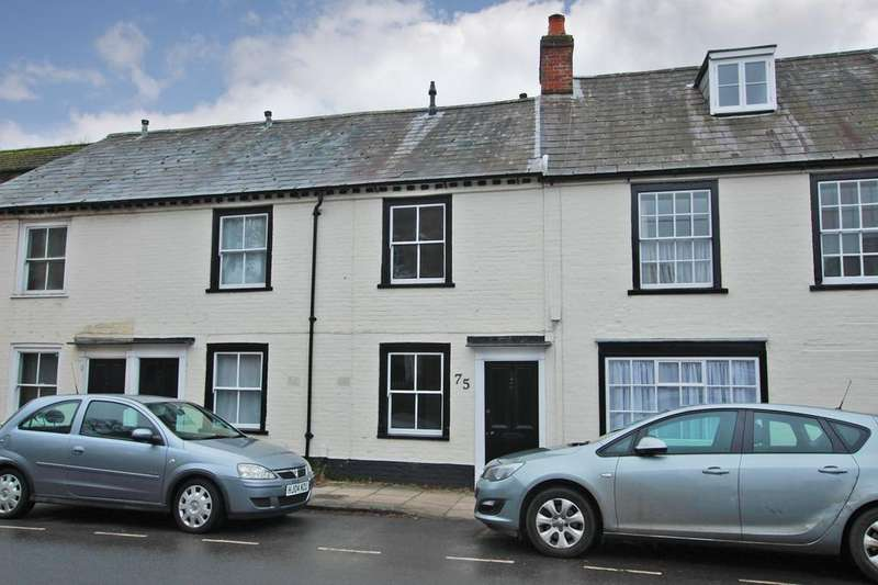 2 Bedrooms Terraced House for sale in CENTRAL ROMSEY