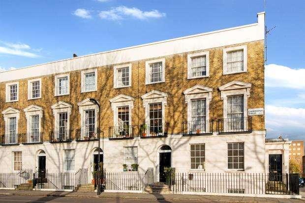 2 Bedrooms Terraced House for sale in Charrington Street, Kings Cross, London, NW1