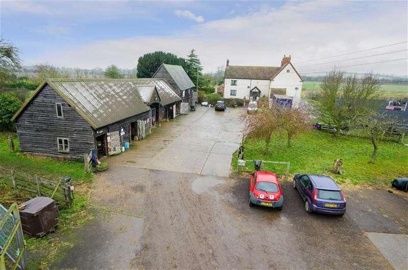 4 Bedrooms Detached House for sale in Stondon Road, Shillington, SG5