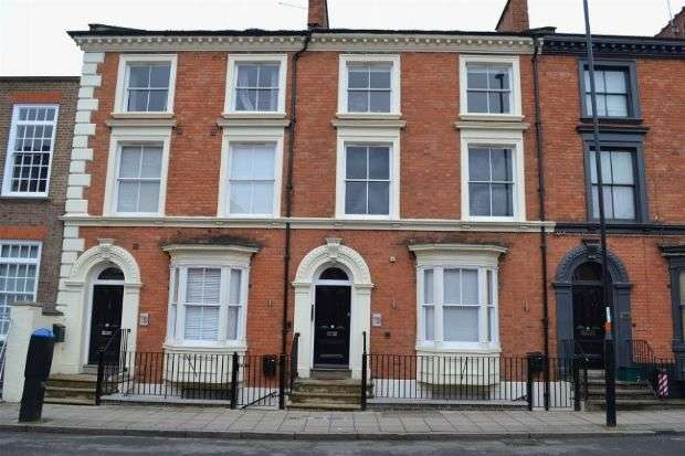2 Bedrooms Flat for sale in Derngate, , Northampton NN1 1UH