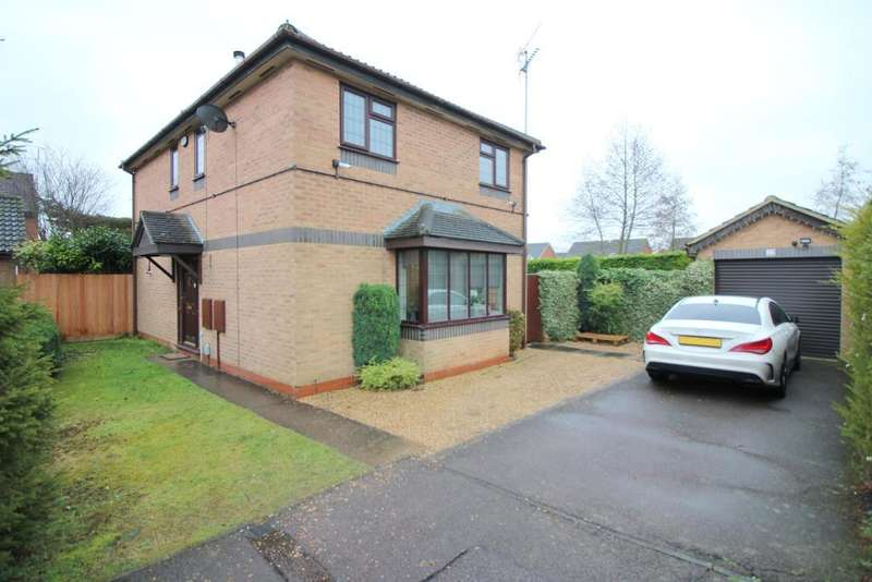 4 Bedrooms Detached House for sale in Statham Close, Luton, Bedfordshire, LU3 4EJ