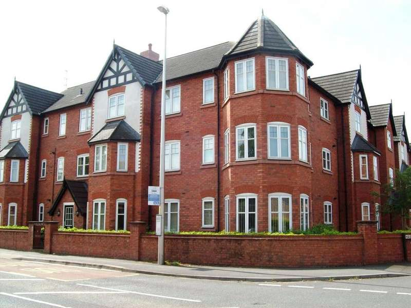 2 Bedrooms Apartment Flat for sale in Hastings Road, Nantwich, Cheshire, CW5