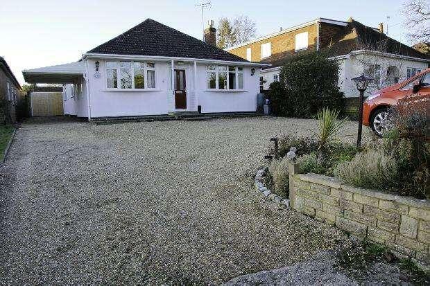 4 Bedrooms Detached House for sale in Loddon Bridge Road, Woodley, Reading,
