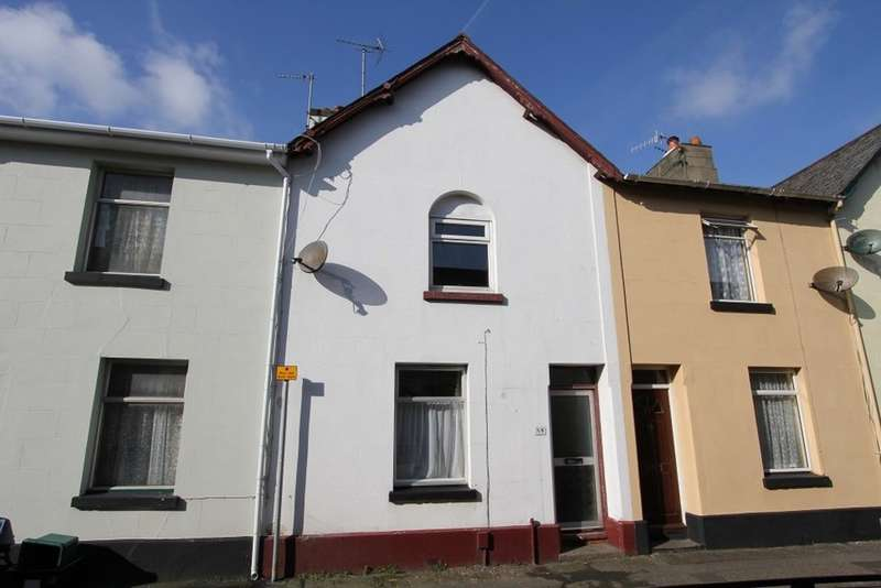 2 Bedrooms Terraced House for sale in Albert Terrace, Newton Abbot
