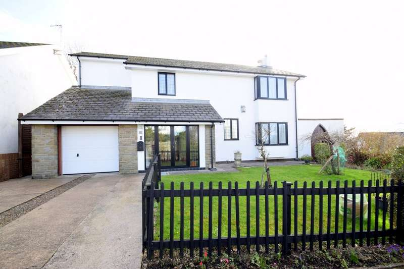 4 Bedrooms Detached House for sale in 4 Greyfriars Court, Newton, Porthcawl, Bridgend County Borough, CF36 5PN.