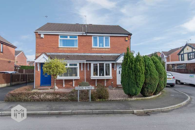 3 Bedrooms Semi Detached House for sale in Ward Street, Hindley, Wigan, WN2