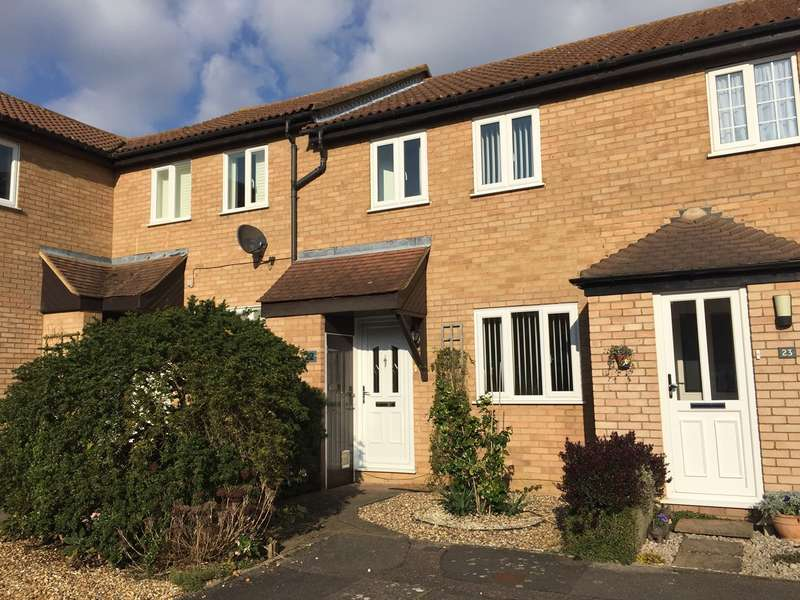 2 Bedrooms Terraced House for rent in Armour Rise, Hitchin, SG4