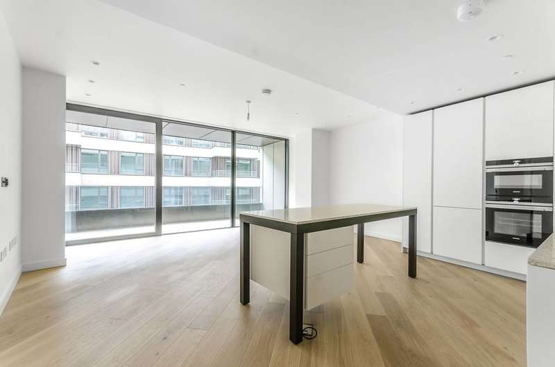 2 Bedrooms Flat for rent in Television Centre, White City, W12
