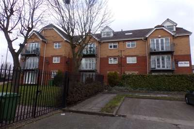 2 Bedrooms Flat for rent in Forbes House, Liverpool.