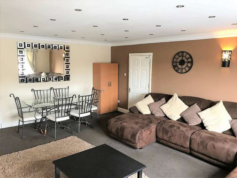 1 Bedroom Property for rent in Town Lane, Stanwell TW19