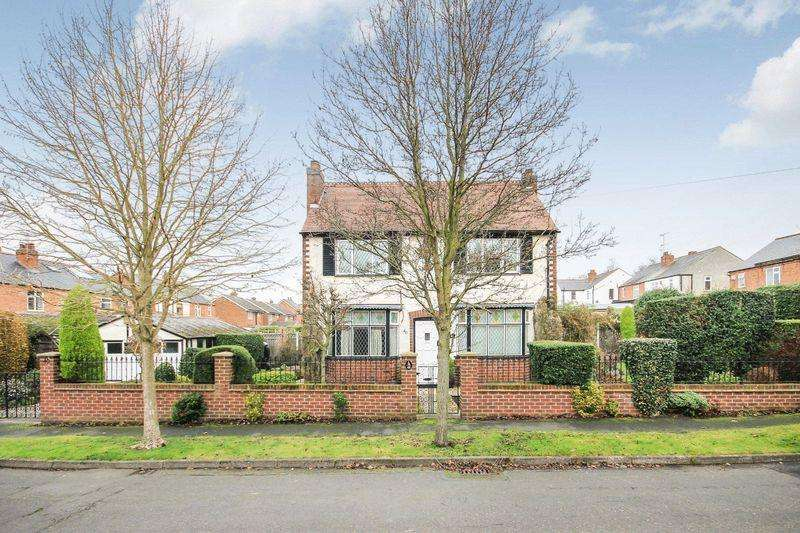 3 Bedrooms Detached House for sale in WEST AVENUE SOUTH, CHELLASTON