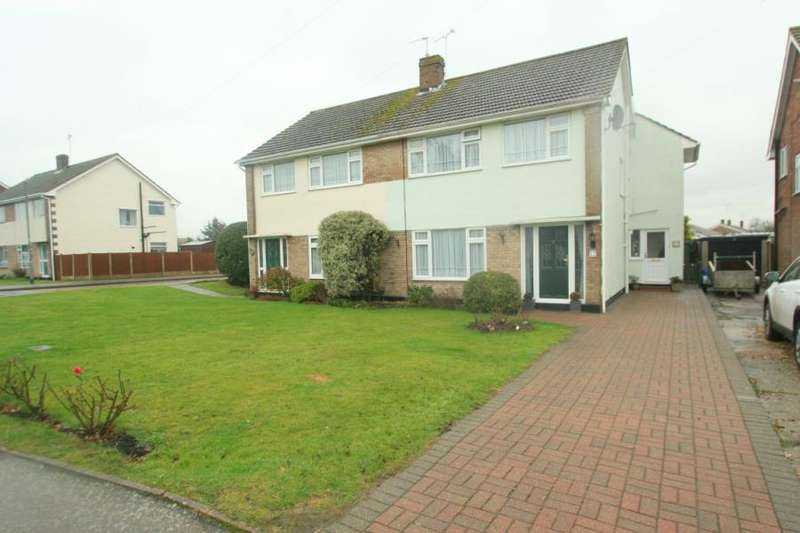 4 Bedrooms Semi Detached House for sale in Vine Road Tiptree