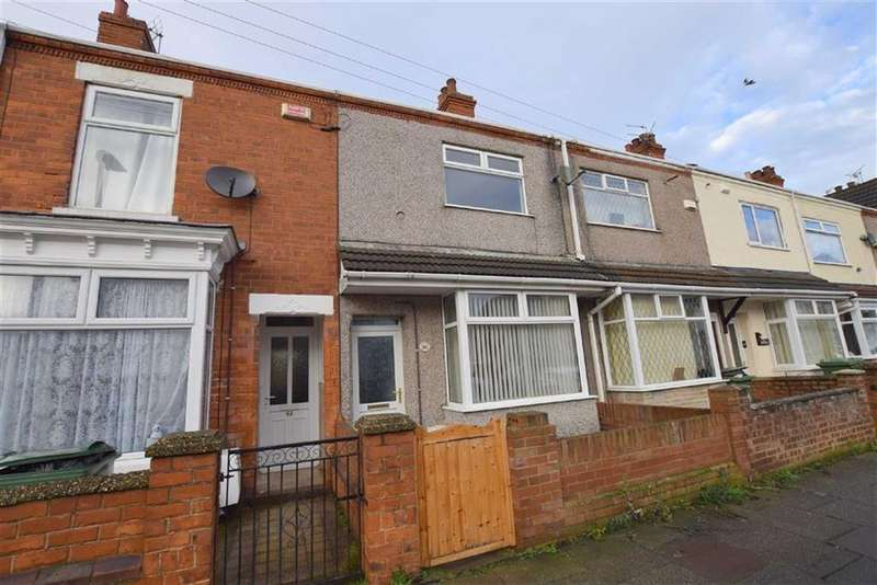 3 Bedrooms Terraced House for sale in Cooper Road, Grimsby, North East Lincolnshire
