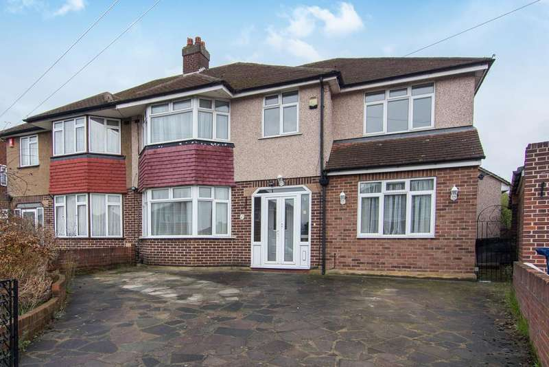 5 Bedrooms House for sale in Nutfield Gardens, Northolt