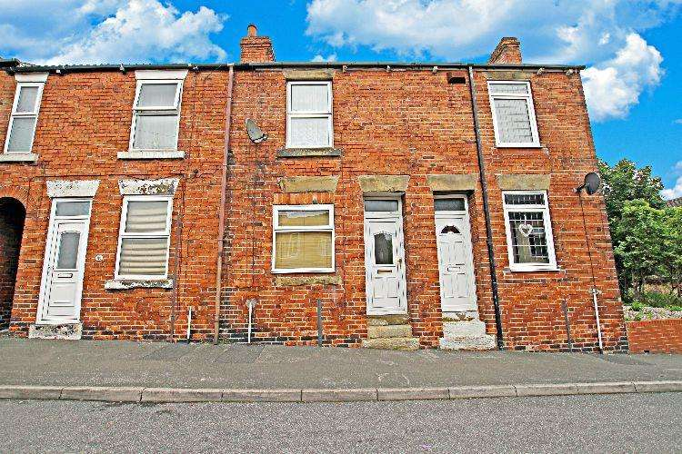 2 Bedrooms Terraced House for sale in Psalters Lane, Rotherham