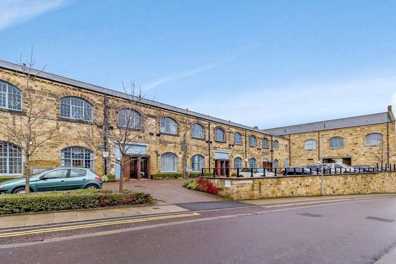 2 Bedrooms Apartment Flat for sale in Kenilworth House, Fletcher Road, Gateshead Quay, Tyne Wear