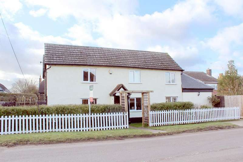 3 Bedrooms Detached House for sale in Royston Road, Litlington, Royston