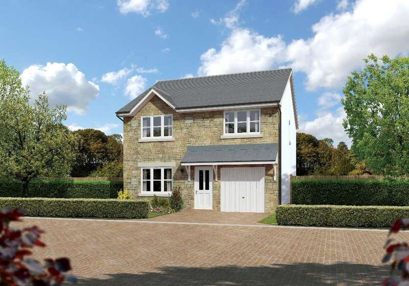 4 Bedrooms Detached House for sale in Harrowslaw Drive, Hamilton, South Lanarkshire, ML3 8TZ