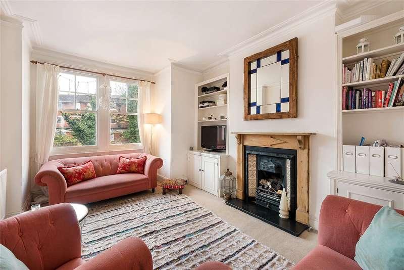 2 Bedrooms Flat for sale in Winders Road, Battersea, London, SW11