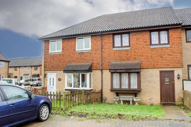 3 Bedrooms Terraced House for sale in Leaforis Road, Waltham Cross, Hertfordshire, EN7