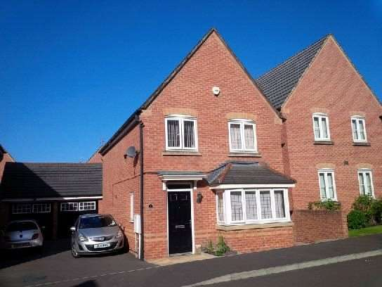 3 Bedrooms Property for sale in Priory Grove Langstone Newport NP18