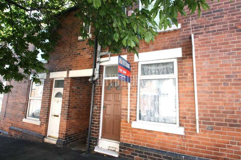 2 Bedrooms Terraced House for rent in Lloyd Street, S4