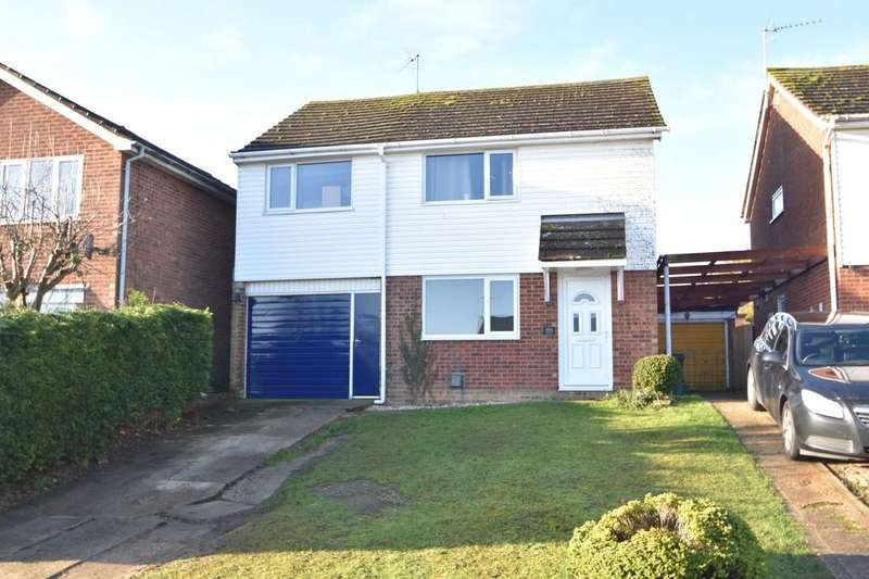 4 Bedrooms Detached House for sale in Quinton Road, Needham Market, Ipswich, IP6 8TH