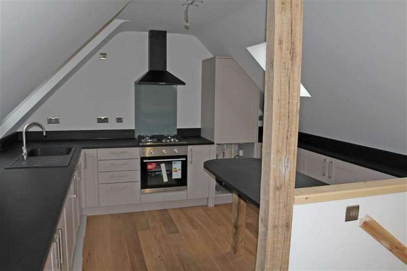 2 Bedrooms Link Detached House for sale in The Nook, Markfield, Leicestershire