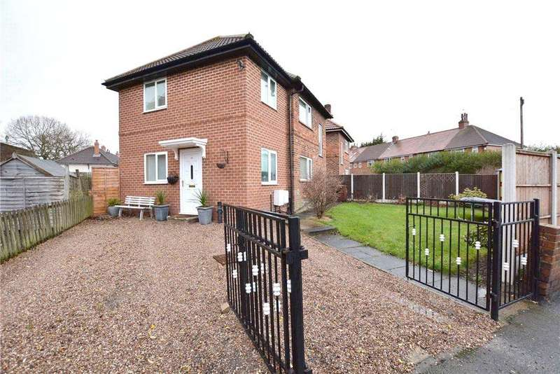 4 Bedrooms Semi Detached House for sale in Westway, Farsley, Pudsey, West Yorkshire