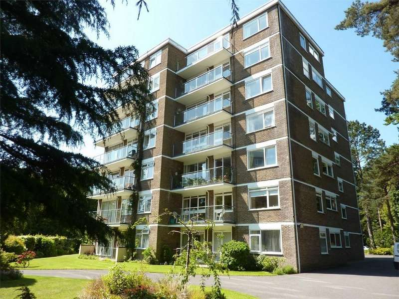 3 Bedrooms Flat for sale in Pine Park Mansions, 1-3 Wilderton Road, Branksome Park, Poole, Dorset