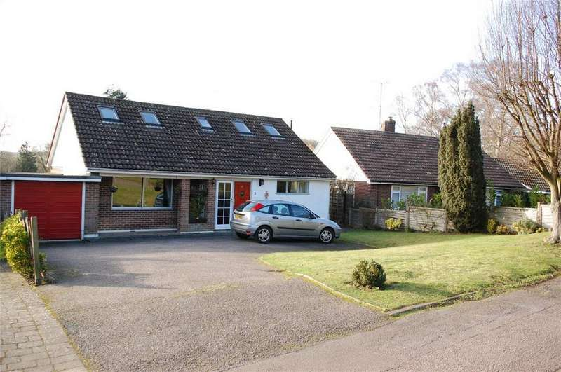 3 Bedrooms Detached Bungalow for sale in The Limberlost, Welwyn, Herts