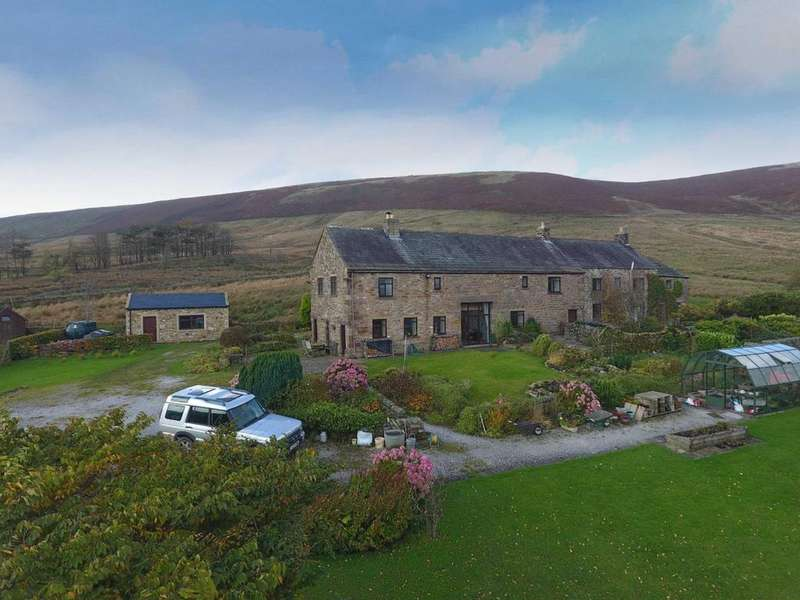 4 Bedrooms Semi Detached House for sale in Back Lane, Newton In Bowland, Lancashire, BB7