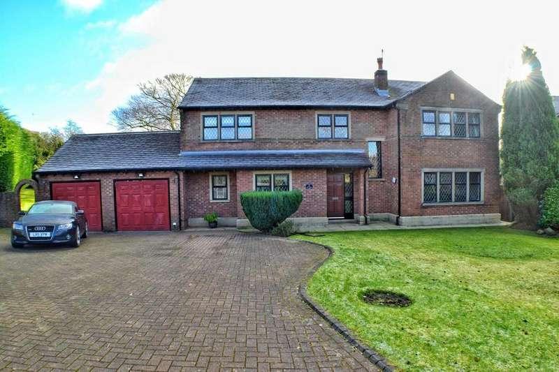 5 Bedrooms Detached House for sale in The Warren, Beardwood, Blackburn, BB2
