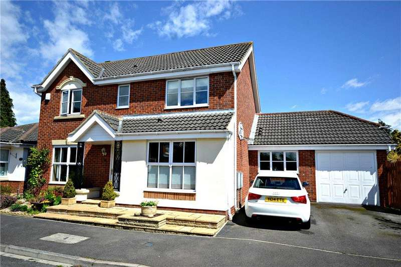 4 Bedrooms Detached House for sale in Eastfields, Stokesley, Middlesbrough, North Yorkshire