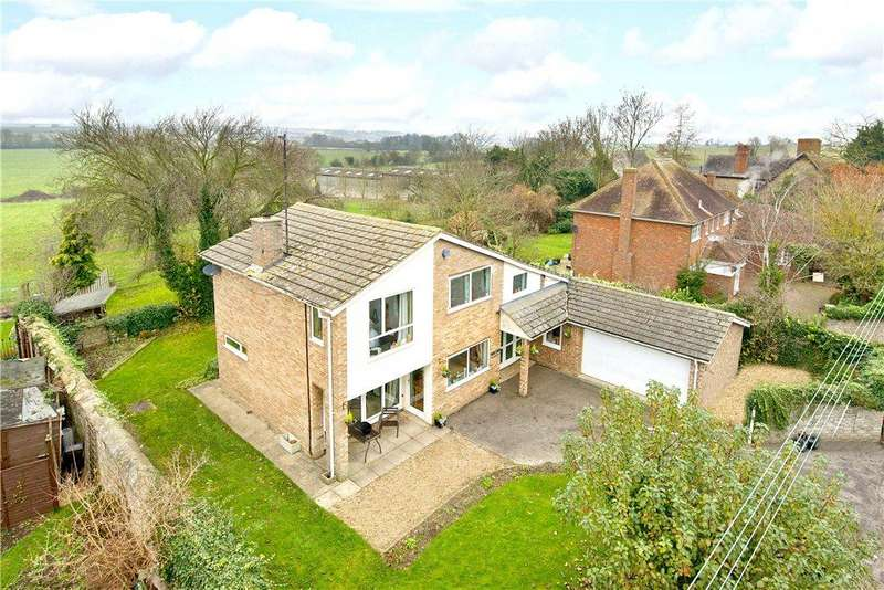 5 Bedrooms Detached House for sale in Filgrave, Newport Pagnell, Buckinghamshire